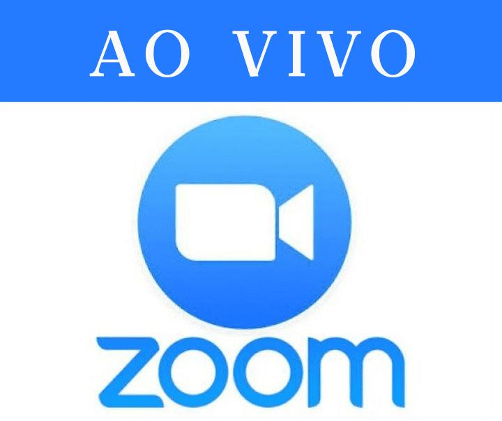 ONLINE ( AO VIVO via ZOOM )